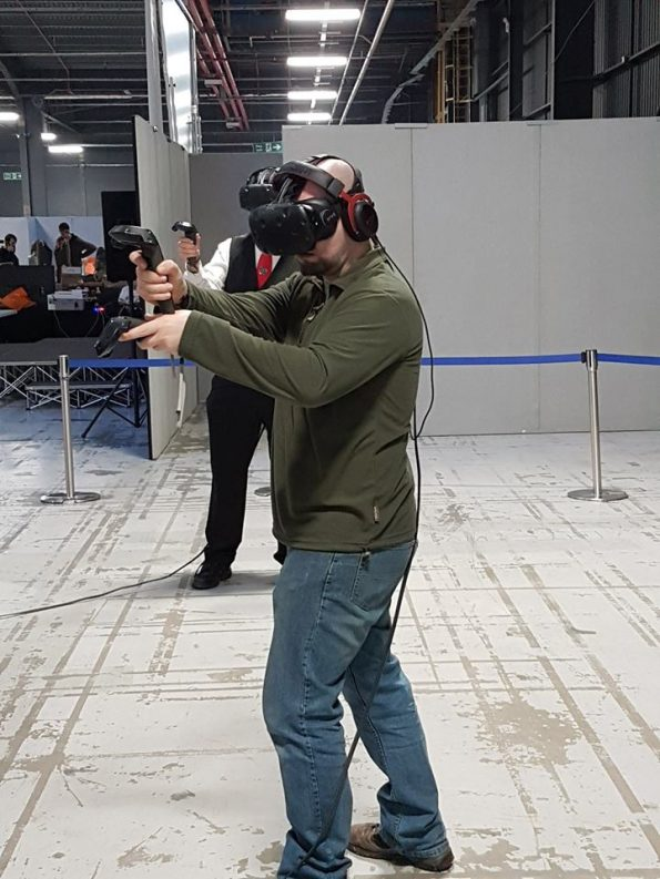 Play Expo VR