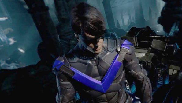 Batman VR nightwing