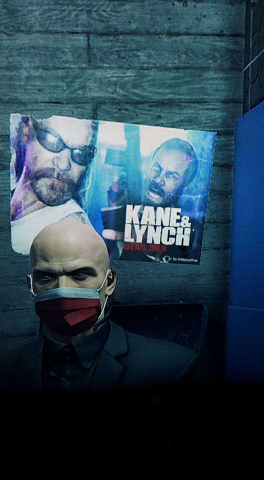 kane and lynch hitman
