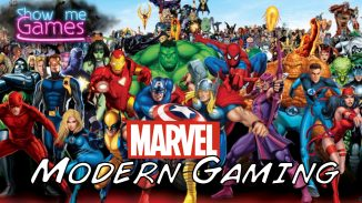 Marvel Modern Gaming