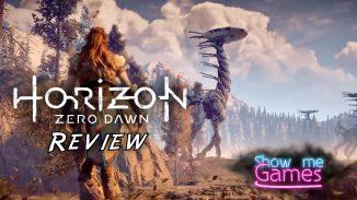 Horizon Zero Dawn smg