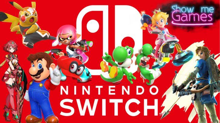 Nintendo Switch smg